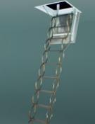 люк на чердак с лестницей купить